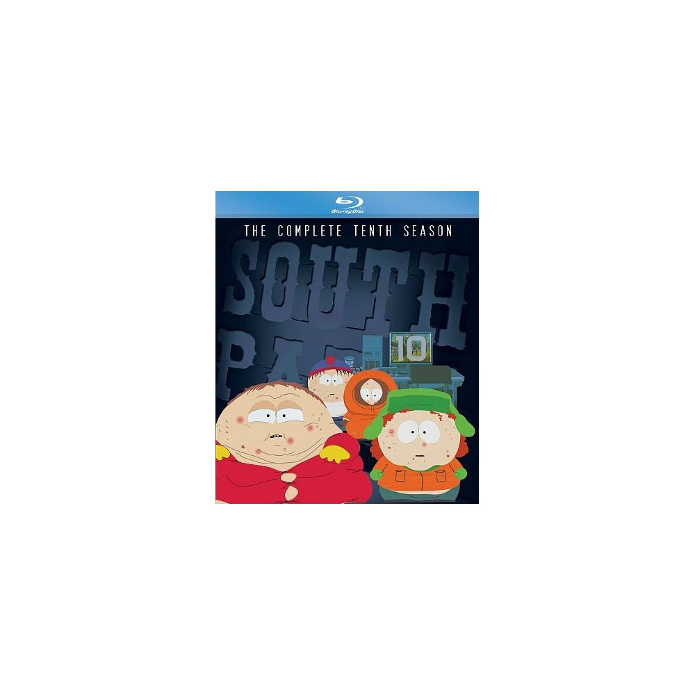 South Park:Complete Tenth Season (Blu-ray)