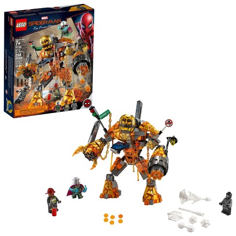 LEGO Super Heroes Marvel Spider-Man Molten Man Battle 76128 - image 1 of 4