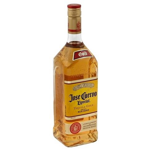 Jose Cuervo Gold Tequila - 1L Bottle - image 1 of 1