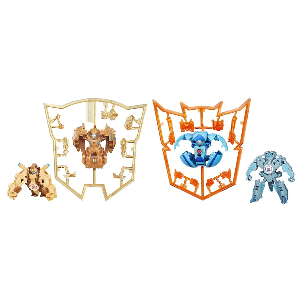 Transformers Robots in Disguise Mini-Con 4 Pack Collection 1