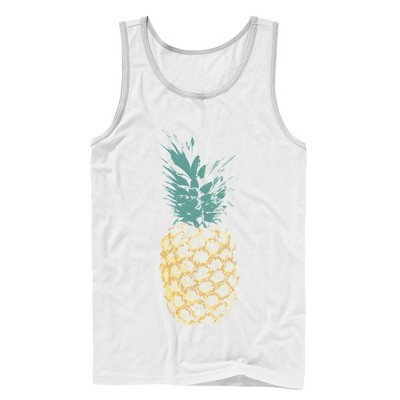 Men's Lost Gods Distressed Pineapple Tank Top