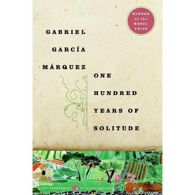 One Hundred Years of Solitude - (Modern Classics) by  Gabriel Garcia Marquez (Paperback)