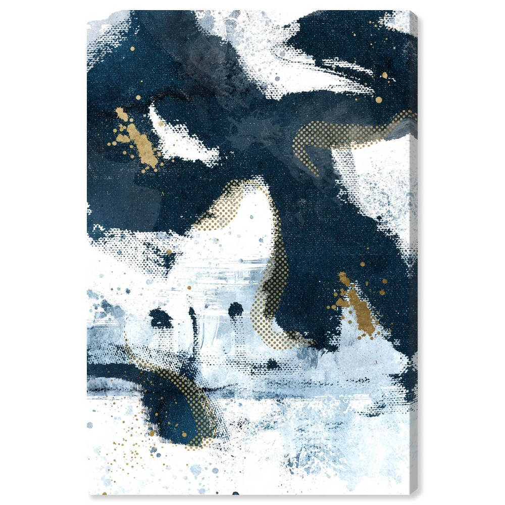 Image of 10'' x 15'' Screens Unframed Wall Canvas Blue - Oliver Gal