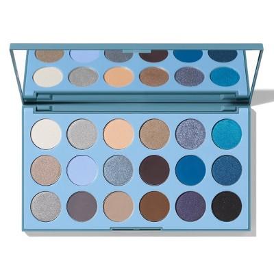 Morphe 18A Blue Ya Away Artistry Palette - 0.680z - Ulta Beauty
