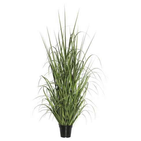 "Artificial Ryegrass in Pot (24"") Green - Vickerman - image 1 of 1"