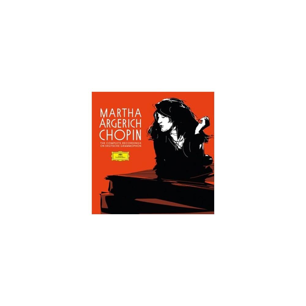 Martha Argerich - Chopin:Comp Chopin/Deutsche Grammopho (CD)