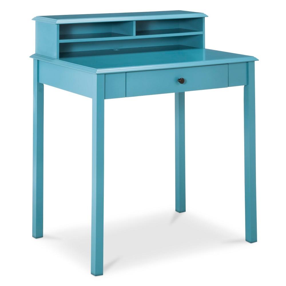 Windham Desk with Hutch - Threshold, Blue