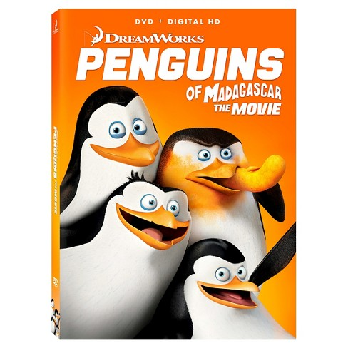 The Penguins of Madagascar (dvd_video) - image 1 of 1