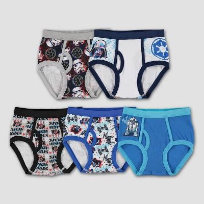 Boys' Star Wars 5pk Underwear