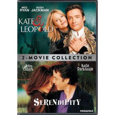 Kate & Leopold / Serendipity (DVD)(2021)