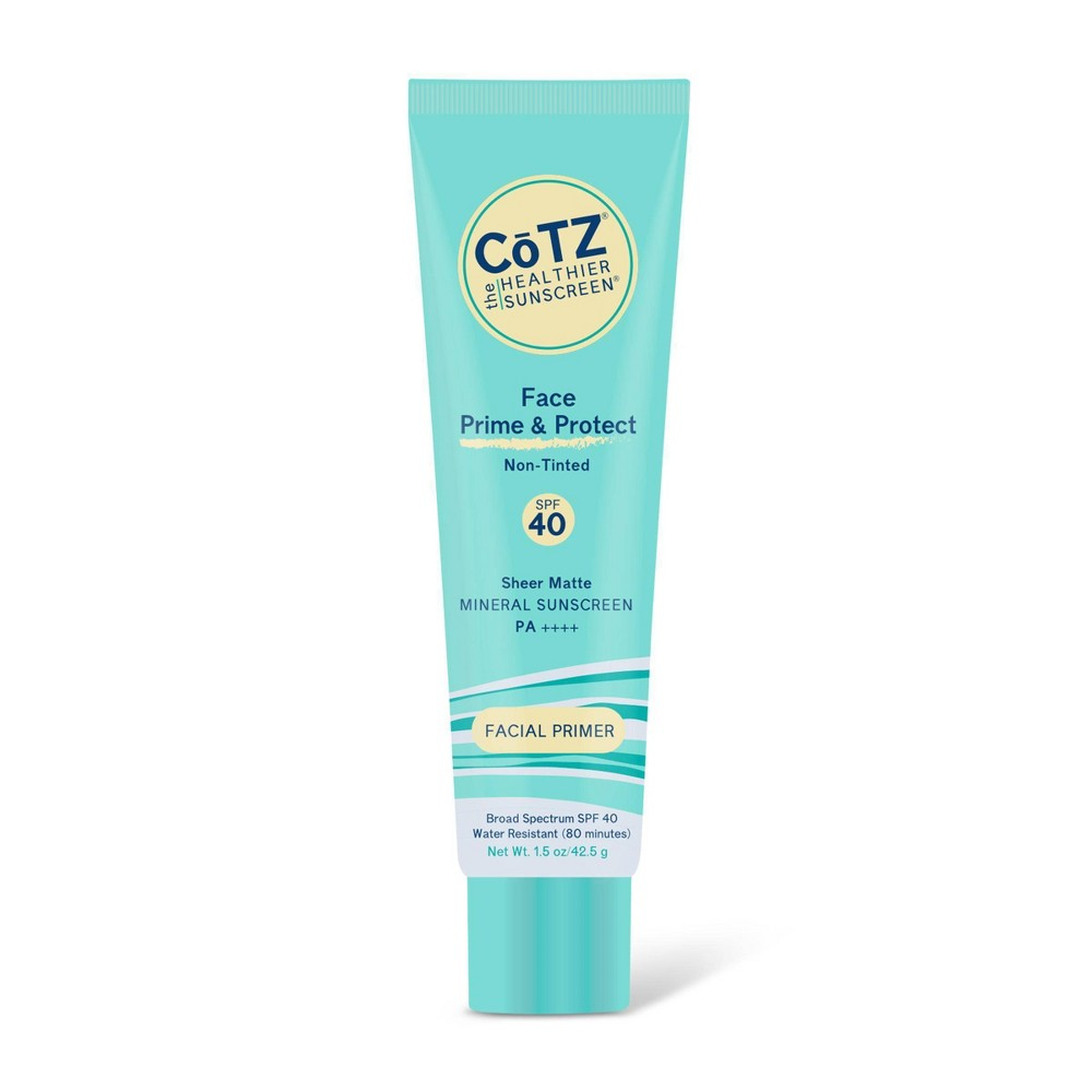 Image of CoTZ Face Light Sunscreen Lotion - SPF 40 - 1.5oz