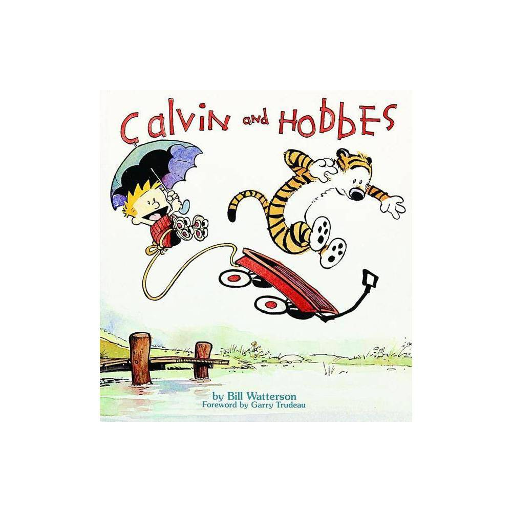 Calvin And Hobbes By Bill Watterson Paperback