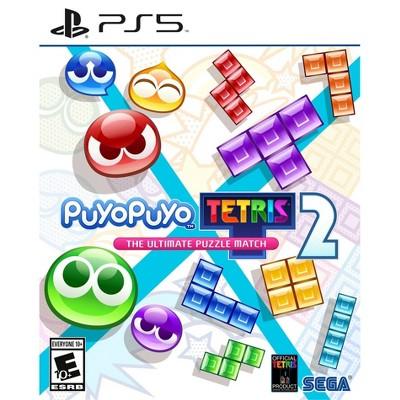 Puyo Puyo Tetris 2 - PlayStation 5