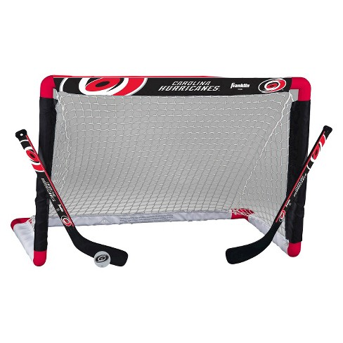 Franklin Sports NHL Carolina Hurricanes Mini Hockey Set - image 1 of 1