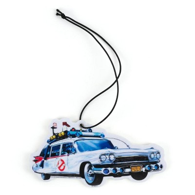 Just Funky Ghostbusters ECTO-1 Car Air Freshener | New Car Smell | Ghostbusters Collectible