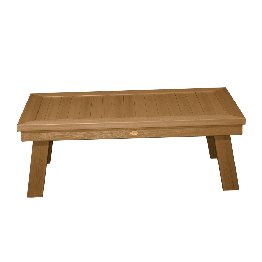 Adirondack Conversation Table Toffee - Highwood