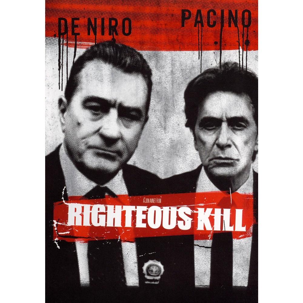 Righteous Kill Dvd