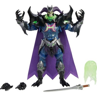 Masters of the Universe Masterverse Oversize Skeletor Action Figure