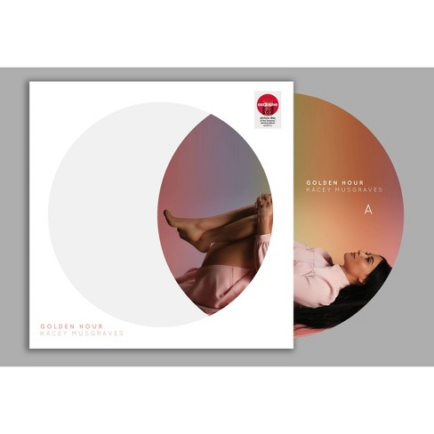 Kacey Musgraves - Golden Hour (Target Exclusive, LP Picture Disc) (Vinyl) - image 1 of 3