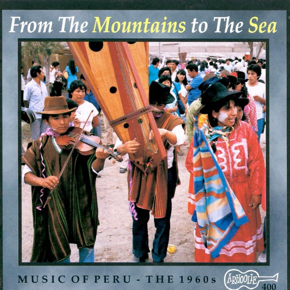Various - Peru:Music Of Peru The 1960's (CD)