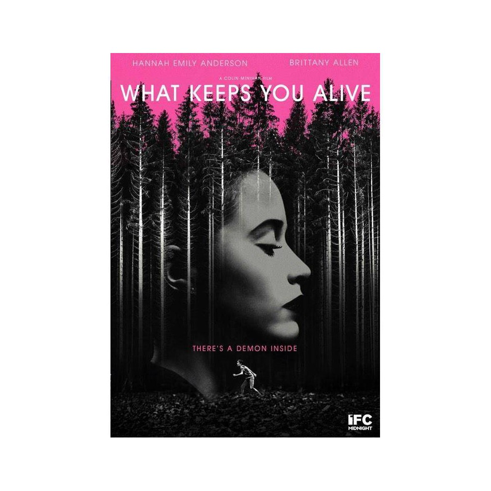 What Keeps You Alive (DVD)(2018) Price