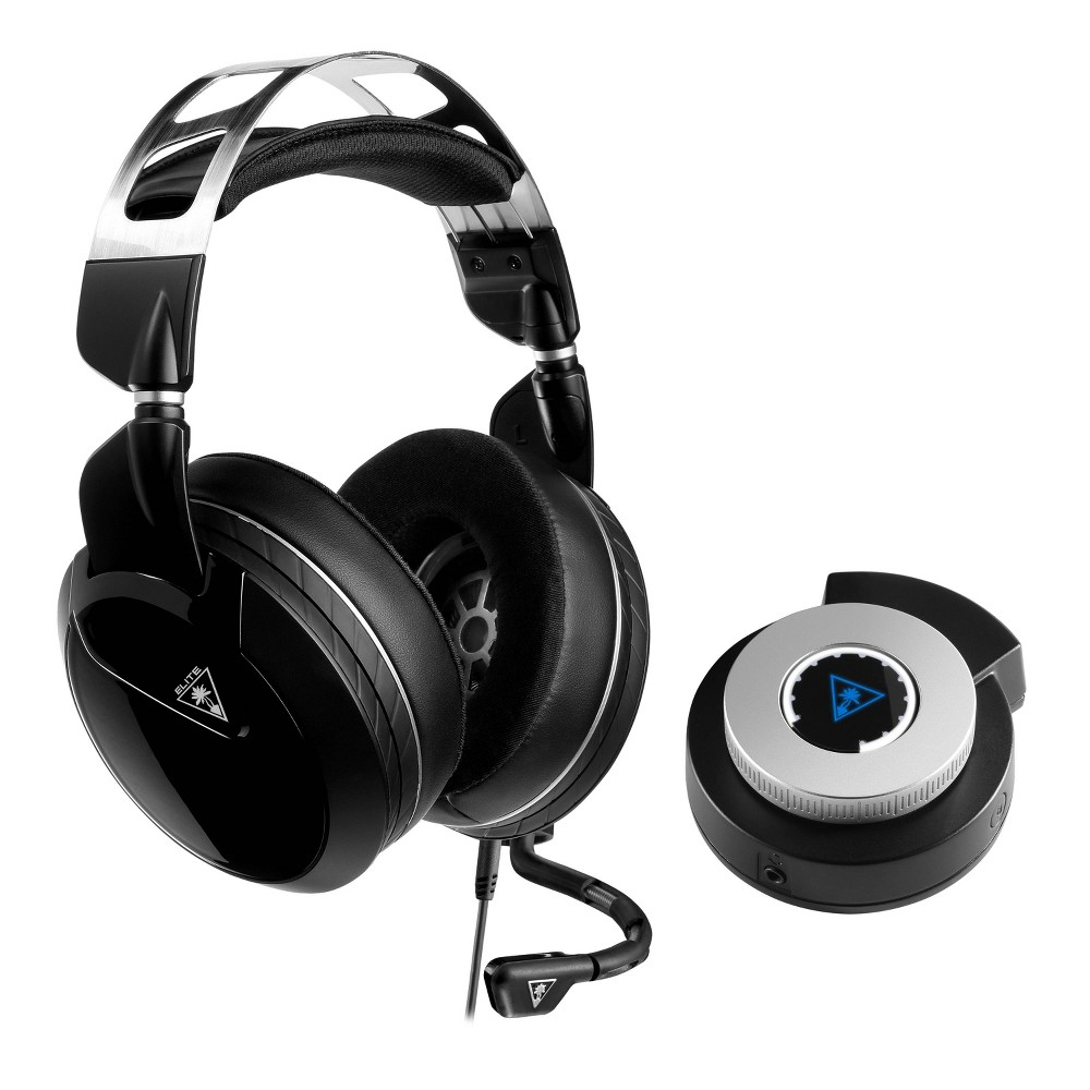 Turtle Beach Elite Pro 2 + SuperAmp Wired Gaming Headset for PlayStation 4, Black