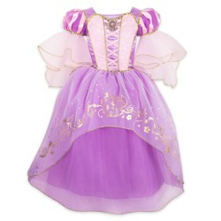 Disney Princess Rapunzel Kids' Dress - Disney Store