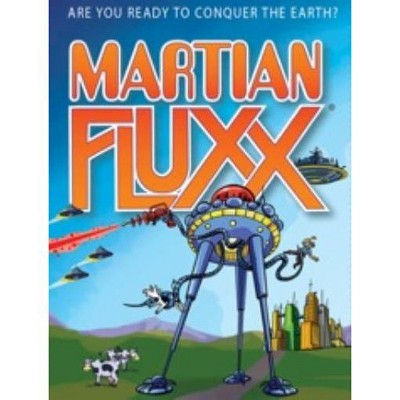 Martian Fluxx (Version 1.1) Board Game