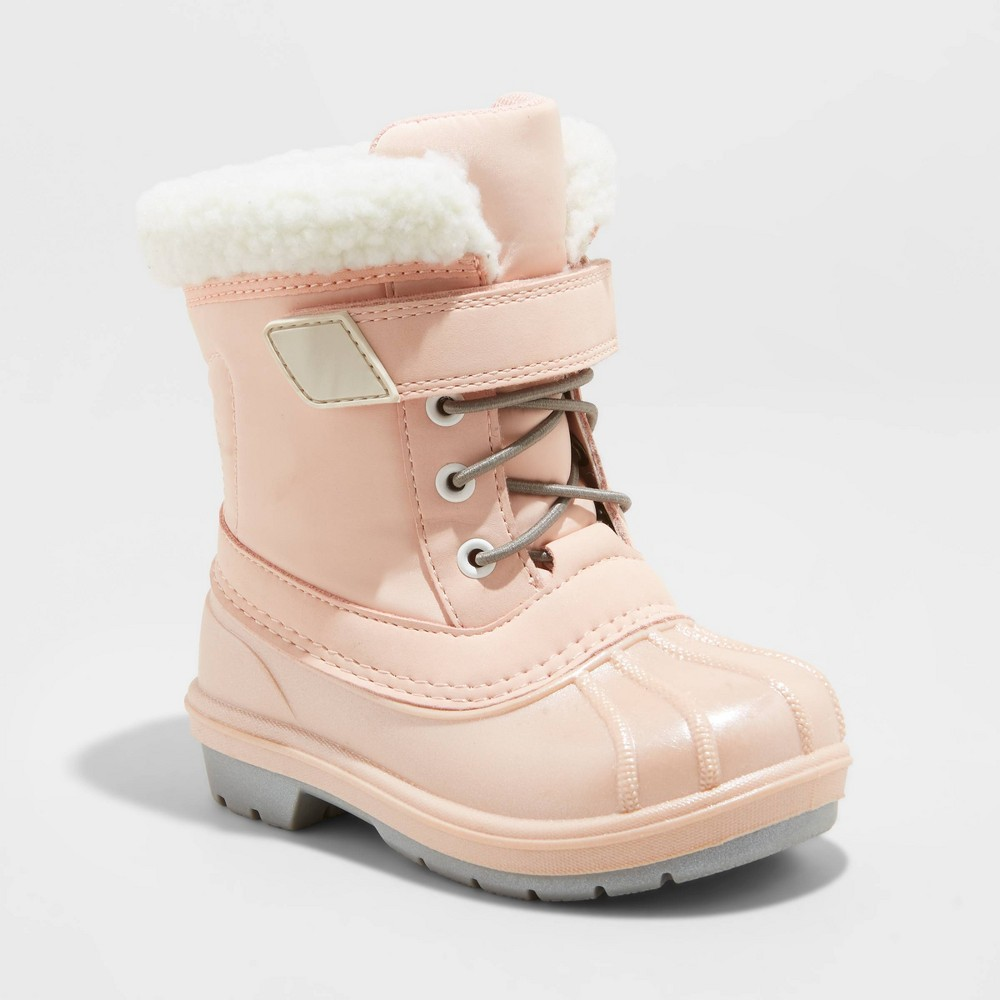 Cheap Toddler Girls Journey Winter Boots - Cat & Jack™