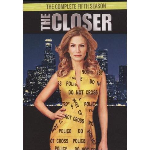 The Closer: The Complete Fifth Season [4 Discs] - image 1 of 1