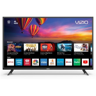 "VIZIO E-Series 43"" Class (42.5"" Diag.) 4K HDR Smart TV - Black (E43-F1)"