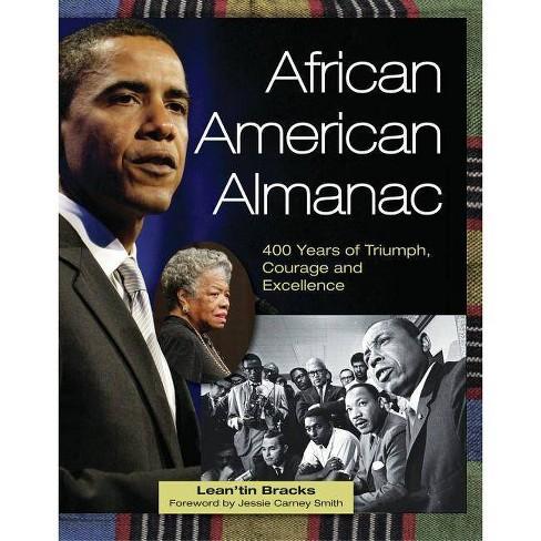 African American Almanac (Paperback) by Lean'Tin Bracks - image 1 of 1