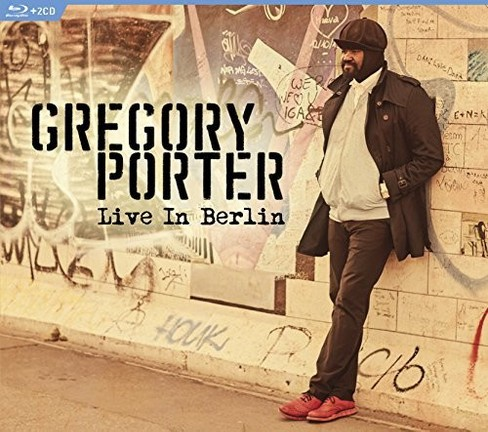 Gregory porter - Live In Berlin (Blu-ray) - image 1 of 1