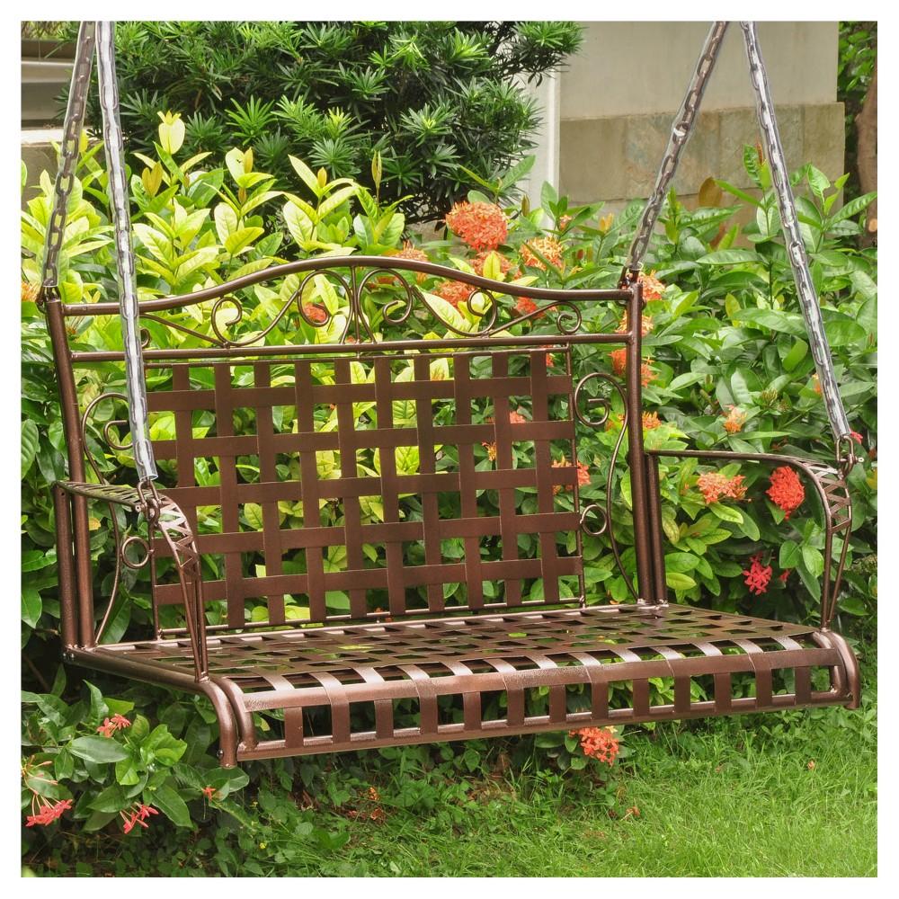 Image of International Caravan Porch Swing - Bronze