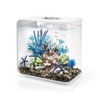 biOrb Flow 30 with LED Lights Aquarium - White
