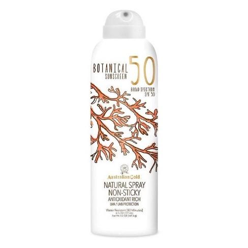Australian Gold Botanical Natural Sunscreen Continuous Spray - SPF50 - 6oz - image 1 of 3