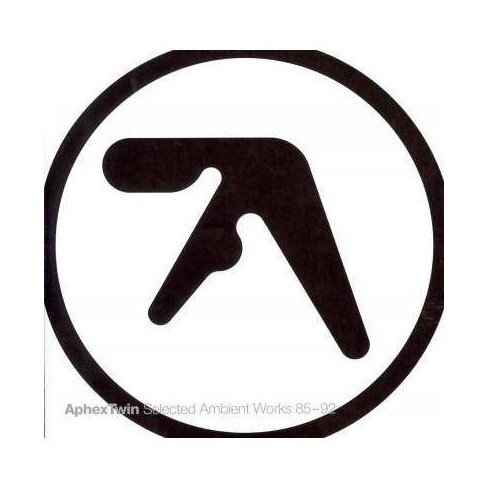 Aphex Twin - Selected Ambient Works 85-92 (CD) - image 1 of 1