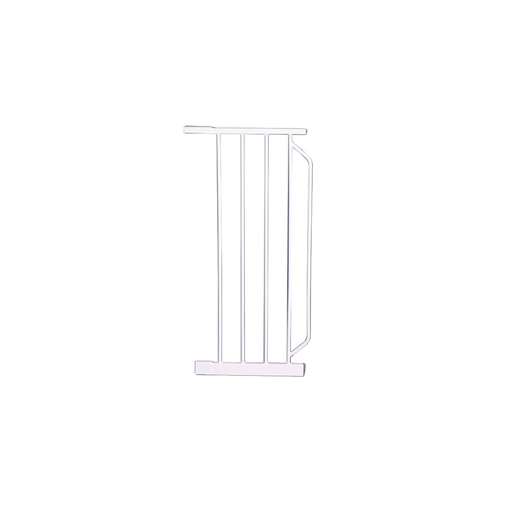 Carlson Extension For Extra Wide Dogs Gate White 24 34