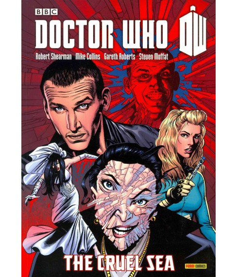 Doctor Who (Paperback) - image 1 of 1