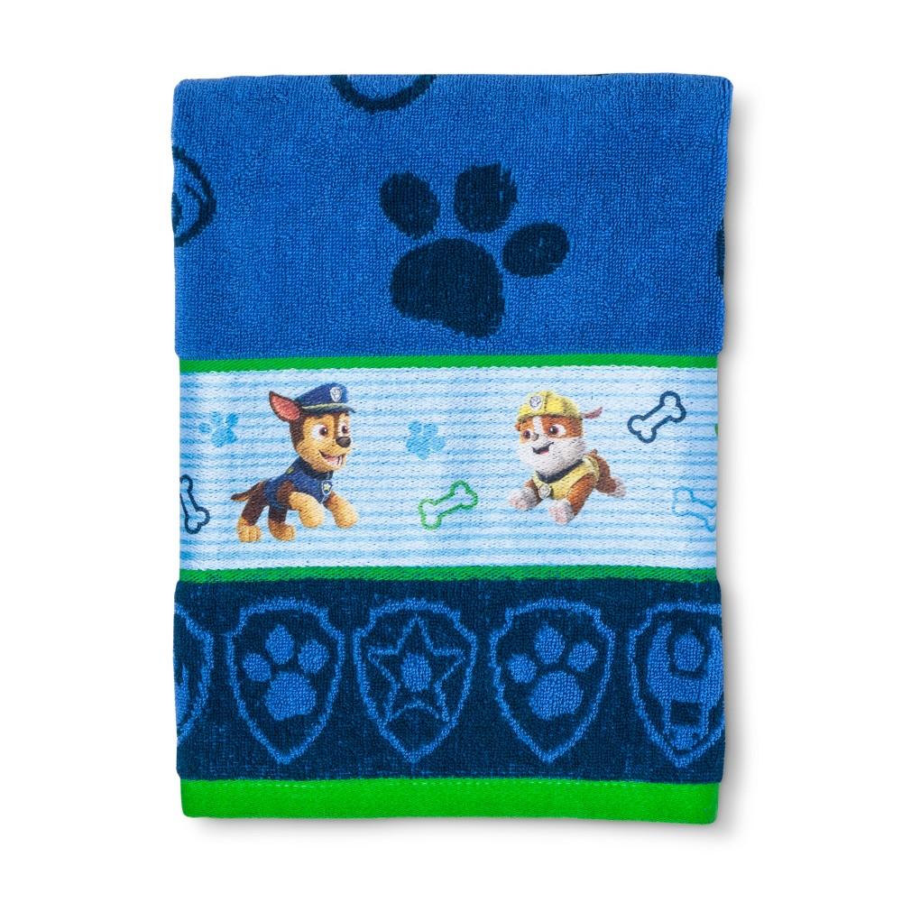 Image of Paw Patrol Bath Towel, Bath Towels and Washcloths