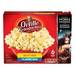 Orville Redenbacher's Butter Popcorn 6ct / 19.74oz