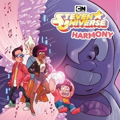 Steven Universe: Harmony - by  S M Vidaurri (Paperback)