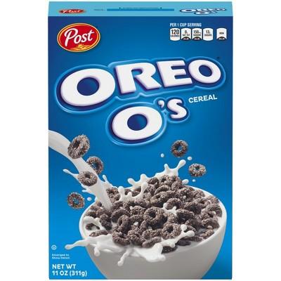 Breakfast Cereal: Oreo O's
