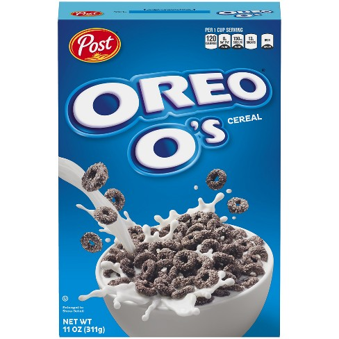 Oreo O's Breakfast Cereal - 11oz - Post - image 1 of 4