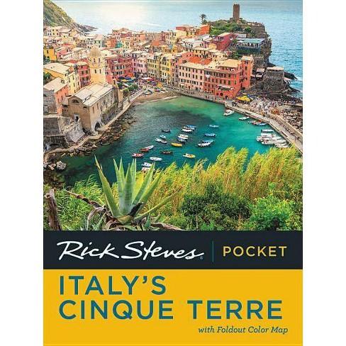 Rick Steves Pocket Italy's Cinque Terre - (Rick Steves' Pocket Italy's Cinque Terre)(Paperback) - image 1 of 1