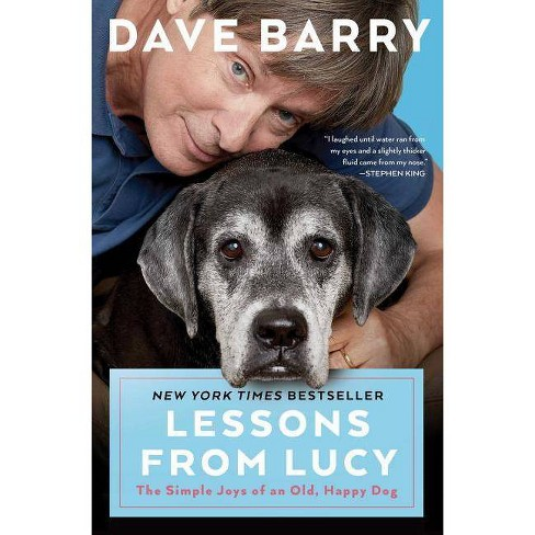 Lessons from Lucy - by  Dave Barry (Paperback) - image 1 of 1