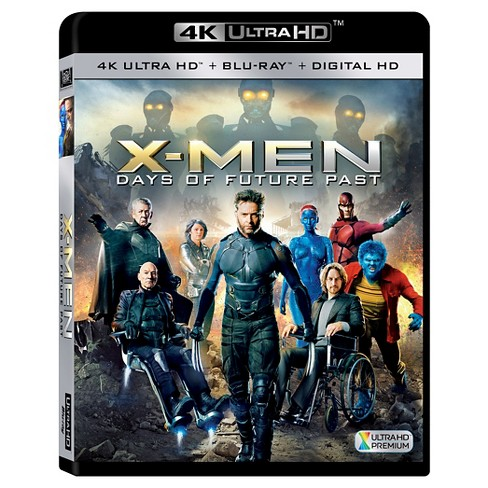 X-Men: Days of Future Past [Includes 4K Ultra HD] (Blu-ray] [Digital HD Copy] - image 1 of 1