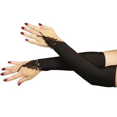 Dreamgirl Midnight Madness Gloves
