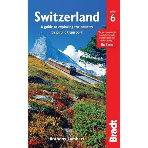 Switzerland - 6 Edition by  Anthony Lambert (Paperback) - image 1 of 1