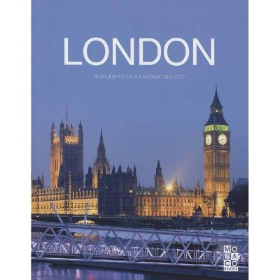 The London Book - (Hardcover)